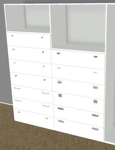 schrank nach wunsch planen mein. Black Bedroom Furniture Sets. Home Design Ideas