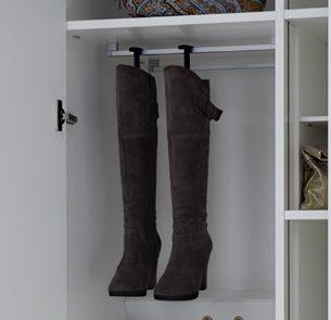 einlegeboden f r stiefel mit reling mein. Black Bedroom Furniture Sets. Home Design Ideas
