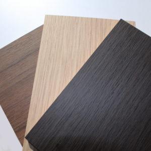Melamin Dekore – In Holz-Optik
