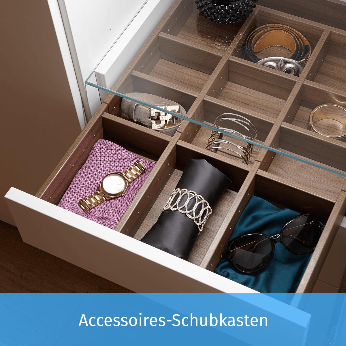 Accessoires-Schubkasten