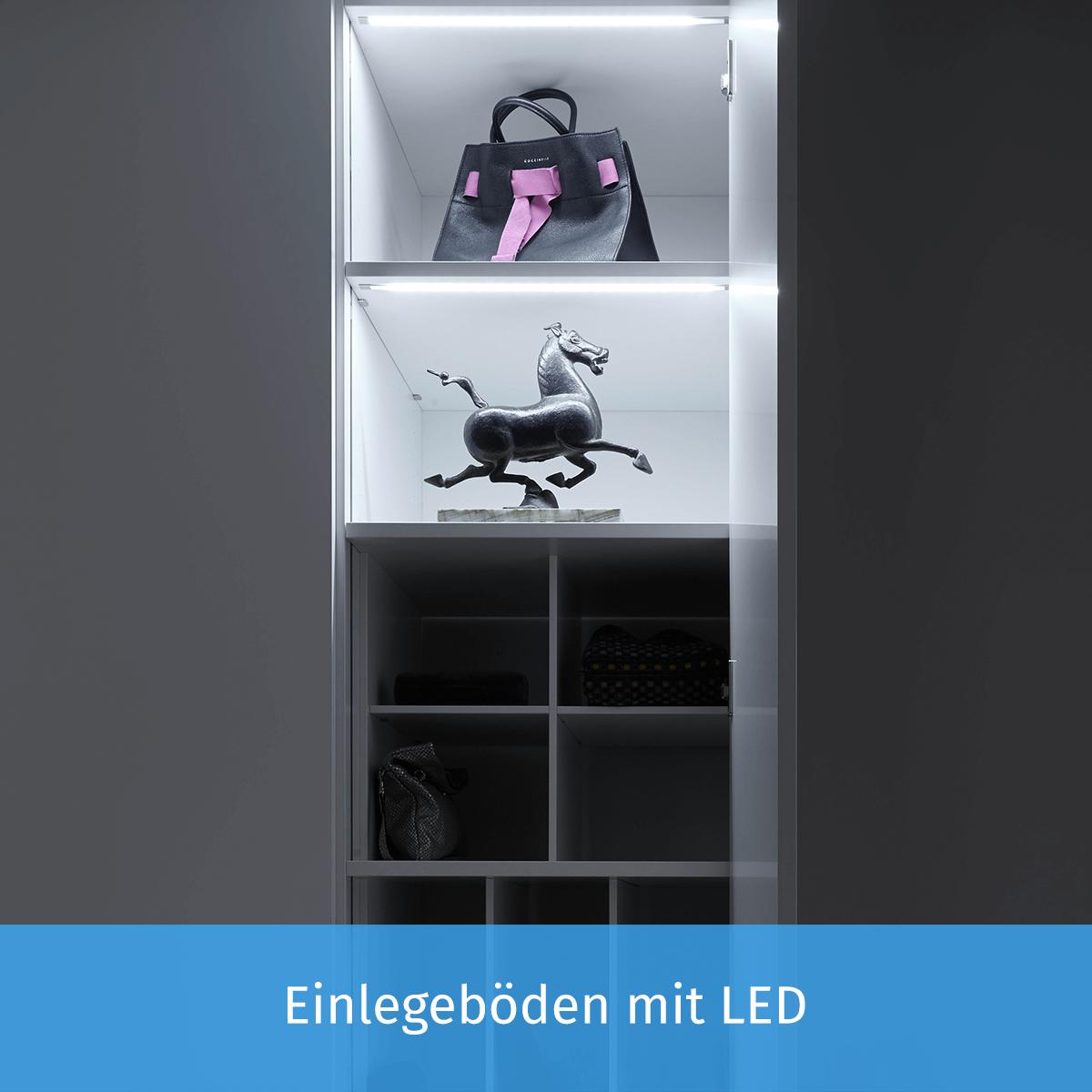 Einlegeböden mit LED