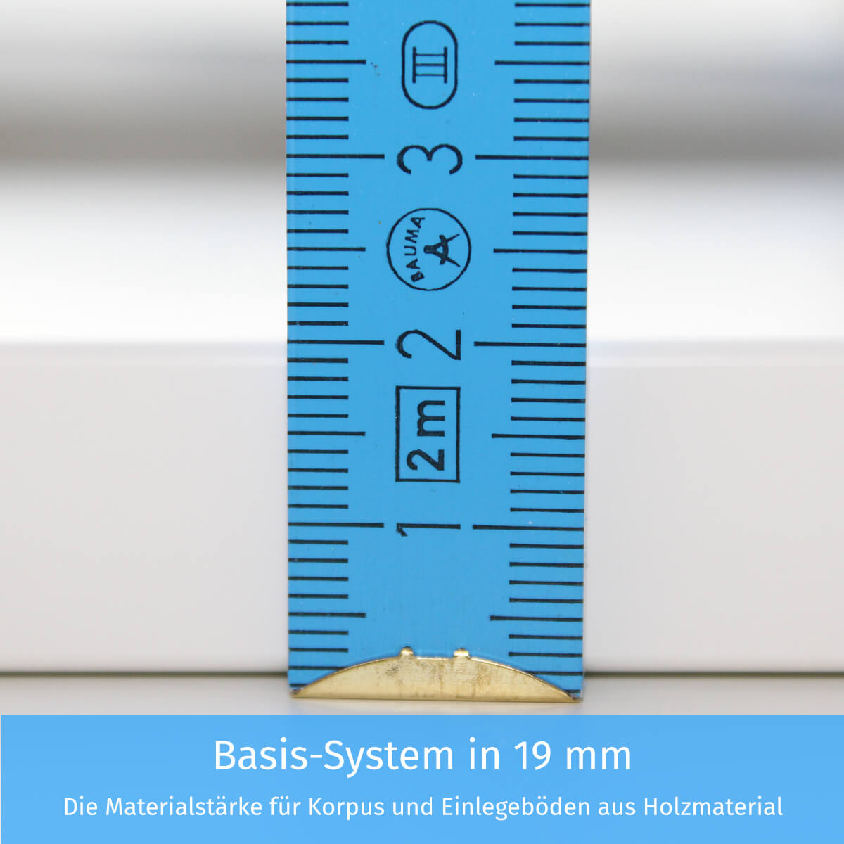 Basis-System in 19 mm