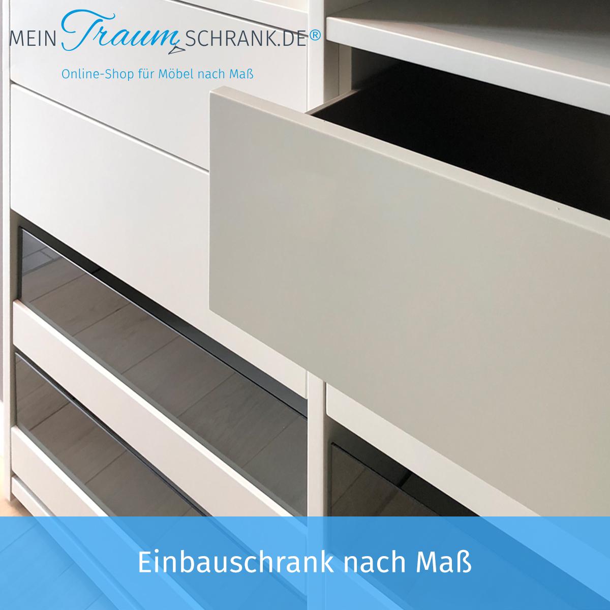 Einbauschrank nach Maß - Mein-Traumschrank.de