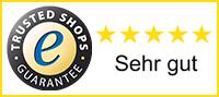 Mein Schrank TrustedShops Siegel